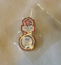 Olympic P&G Team GB Badge/Pin Sealed New