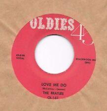 BEATLES * OLDIES 45 * Love Me Do / P.S. I Love You * 1960's * VG++/ NM ! Vinyl