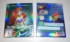 Blu Ray Disney Classics 27 Arielle die Meerjungfrau Pappschuber mit Fassung 1989