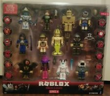 New Listingroblox Classic collection series 4 12 Figures And 21 Pieces New ( Other)