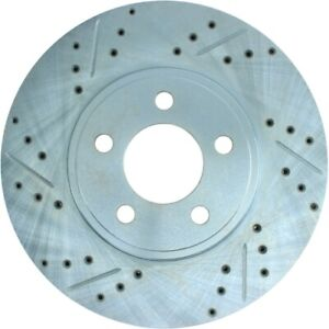 StopTech 227.61072R Select Sport Brake Rotor For 03-11 Lincoln Town Car NEW