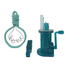 Easy Hand Knitting Machine Spool Knitter Wool Winder Craft Bracelet Weave Tools