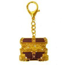 Feng Shui Treasure Box Amulet Keychain
