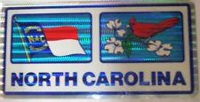 North Carolina License Plate Insert