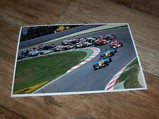 Photo / Photograph  F1 / Formula 1 2006 Barcelona //