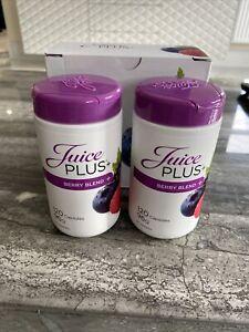Juice plus+ Berry Blend Capsules 2 X 120 Exp 08/2022