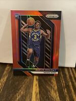 2018-19 Panini Red Prizm #114 Aaron Holiday Indiana Pacers RC Rookie /299