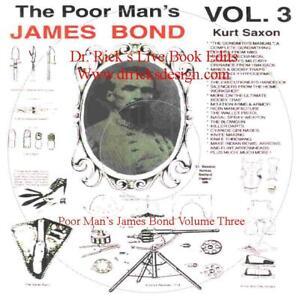Poor Mans James Bond 3 Live Book Edit CD