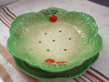 Unmarked Pottery Tableware 1940-1959 Date Range