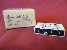 Allen Bradley 2801-JID, DC Input Module Vision Accessory Kit, AB 2801-JID