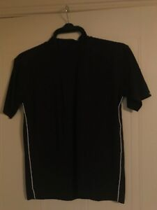 Murray golf jasper golf t-shirt black boys 11-12 b.n.w.t.