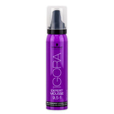 Schwarzkopf Expert IGORA Mousse Color  9,5-1 - Pearl Oz seller