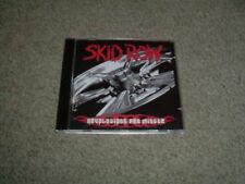SKID ROW - REVOLUTIONS PER MINUTE - CD ALBUM - JAPANESE IMPORT + BONUS TRACK