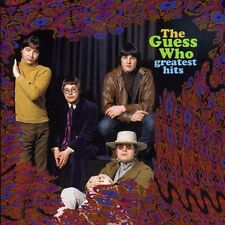 *79 SOLD* The Guess Who - Greatest Hits - CD - New! Sealed! FREE SHIPPING!