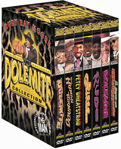 Rudy Ray Moore - Dolemite Collection: Bigger & Badder [New DVD] Widescreen, Chec