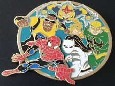 Ultimate Web Team Spiderman Limited Edition of 50 Fantasy Pin
