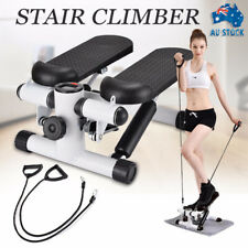 Mini Fitness Stepper Cardio Trainer Calves Thighs Exercise Workout Twister Gym