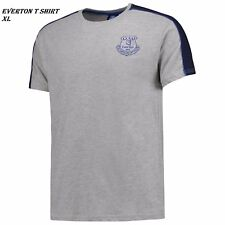 EVERTON  T SHIRT SHIRT XLARGE NEW WITH TAGS