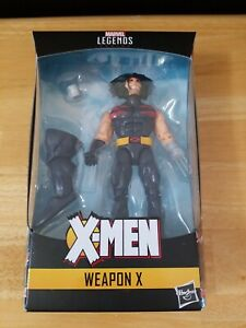 Marvel Legends Series The Age of Apocalypse X-Men Weapon X with BAF Sugar man