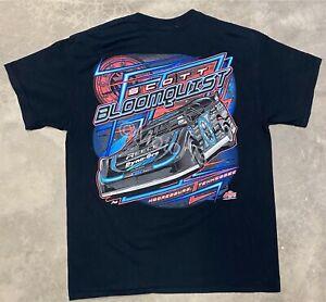 2010's Scott Bloomquist Super Dirt Late Model Tee - Large