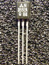 10x 2SD592A-Q NPN-Transistor 50V 1A 750mW, Panasonic