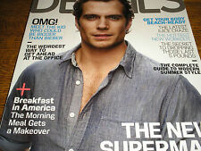 HENRY CAVILL SUPERMAN CLIPPINGS PACK