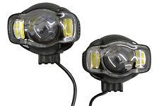 20W LED Spotlights for BMW R1200GS GSA Adventure Tourer Motorcycle Motorbike