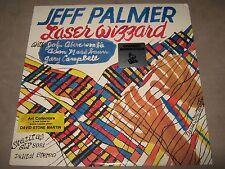 JEFF PALMER Laser Wizzard RARE SEALED NM Vinyl LP Hype SLP-8081 JOHN ABERCROMBIE