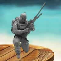 1* 1/35 Epoxy Resin Soldier Model Unpainted Unassembled DIY W0Y1
