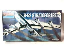 VINTAGE | MONOGRAM US AIR FORCE B-52 STRATOFORTRESS 1:72 SCALE MODEL SEALED NIP