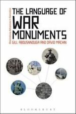 Bloomsbury Advances in Semiotics: The Language of War Monuments by David...