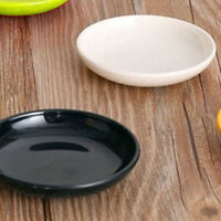 RA_ Durable Melamine Small Round Sushi Sauce Dip Spices Dish Bowl Party Little