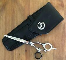 "Sensei RSC60 Crane 6.0"" Rotating Thumb Salon Hair Molybdenum Shear / Scissor"