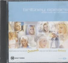 Britney Spears - I'm Not A Girl Not Yet A Woman CD