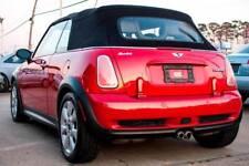 2004-2008 Mini Cooper Replacement Convertible Top in BLACK RPC German Haartz