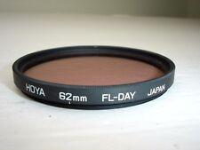 Hoya 62mm FL-DAY Filter  Japan