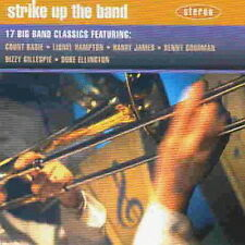 CD Sampler Strike Up The Band 17 Big Band Classics (Count Basie) 1997