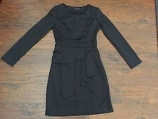 Women's Black Dress From Korea - Size 3/4
