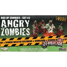 EDGE  ZOMBICIDE EXTENSION ANGRY ZOMBIES EN STOCK