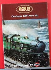 Gmr - Great Model Railways - Catalogue or Calalog Airfix - 1980 - 00 Scale