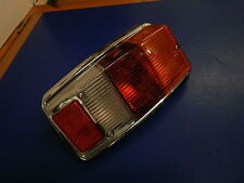 Classic Mini Genuine Rear Lamp Clusters L/H MK3> - XFB101910