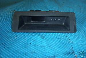 Toyota MR2 Mk1 (1984-1990) Digital Dash Board Clock 28618601301A