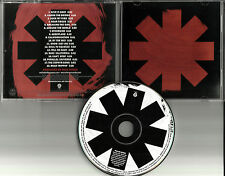 RED HOT CHILI PEPPERS Ultra Rare LIMITED 18 Song SAMPLER PROMO Radio DJ CD 2011