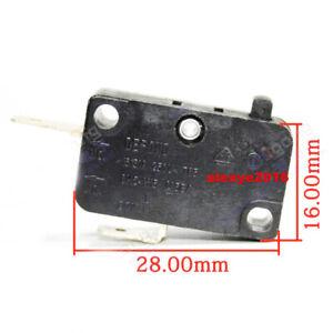 DEFOND DMC-1115 Micro Limit Switch 2 Pins 15A  250VAC T85 NC. Com. Pin No Rod