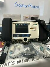 Lifepak 20e 3 Lead Ecg Pacing Aed Sp02 Biomed Certified With All Accessories