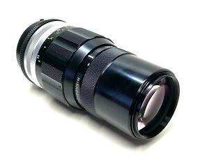 ~Nikon Nikkor QC Auto 200mm f4  Lens