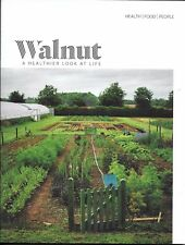 Walnut magazine The perfect diet Digital detox Natural fertility boost Celeriac