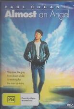 ALMOST AN ANGEL PAUL HOGAN CLASSIC NEW ALL REGION DVD