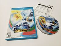 Pokken Tournament (Nintendo Wii U, 2016) WiiU Pokemon Video Game TESTED