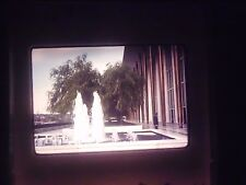 Photo slide JFK Center For The Performong Art Washington D.C water fountain
